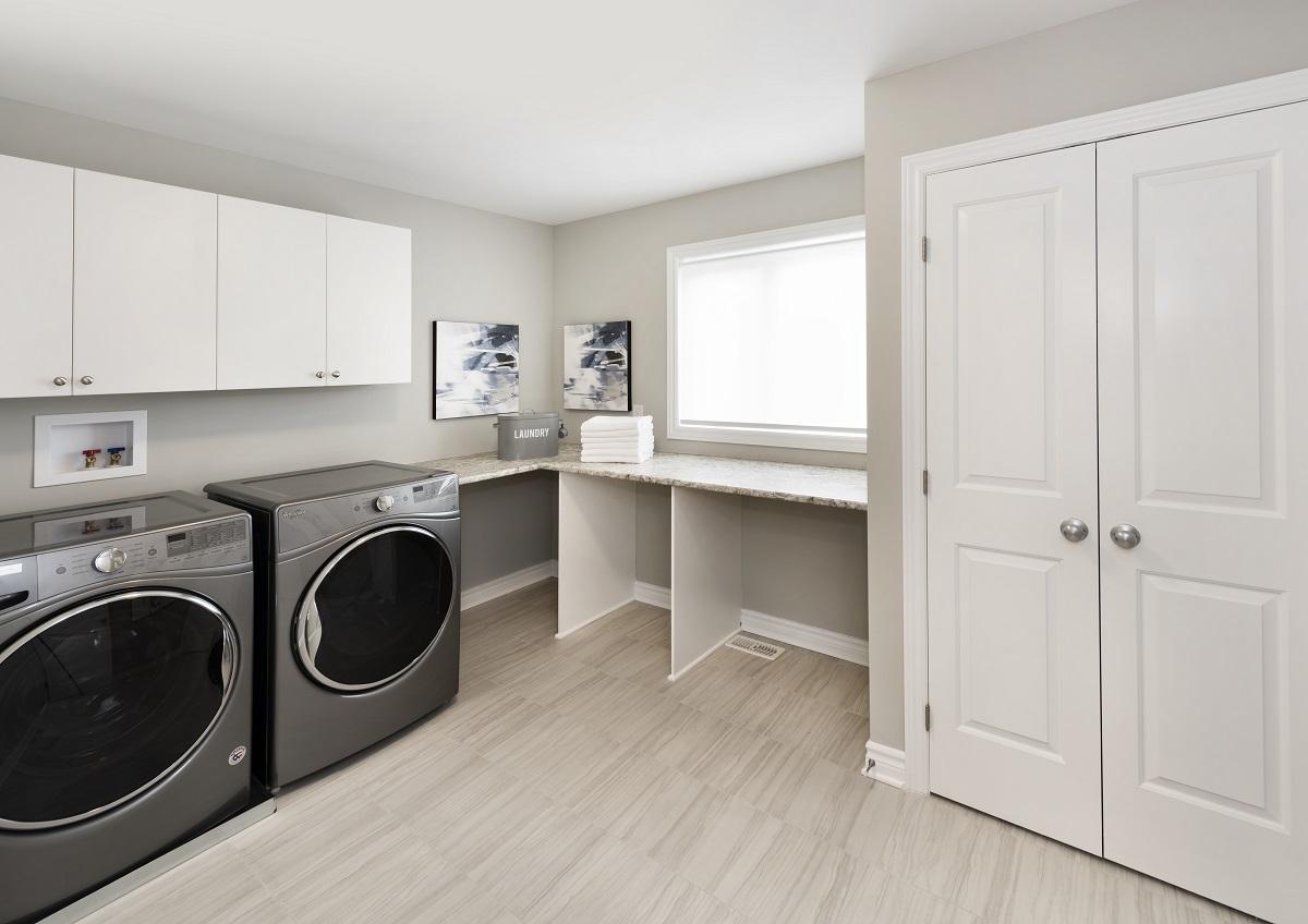 Kawartha Laundry Room